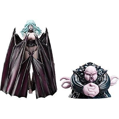 FREEing Berserk Slan Figma & Conrad Fig Fix Statue Action Figure: Toys & Games