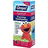 Orajel Elmo Fluoride-Free Training