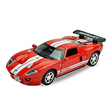 Metalcast Car Model For Ford Gt Fast Furious   Scale Pull Back