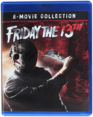 Cheap price Friday The 13th Ultimate Collection [Blu-ray]