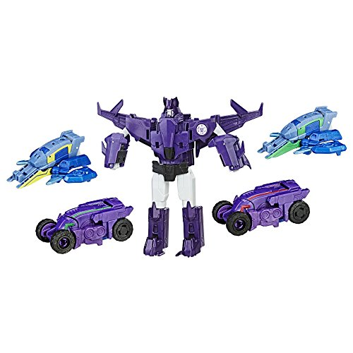 Transformers: Robots in Disguise Combiner Force Team Combiner Galvatronus from Transformers