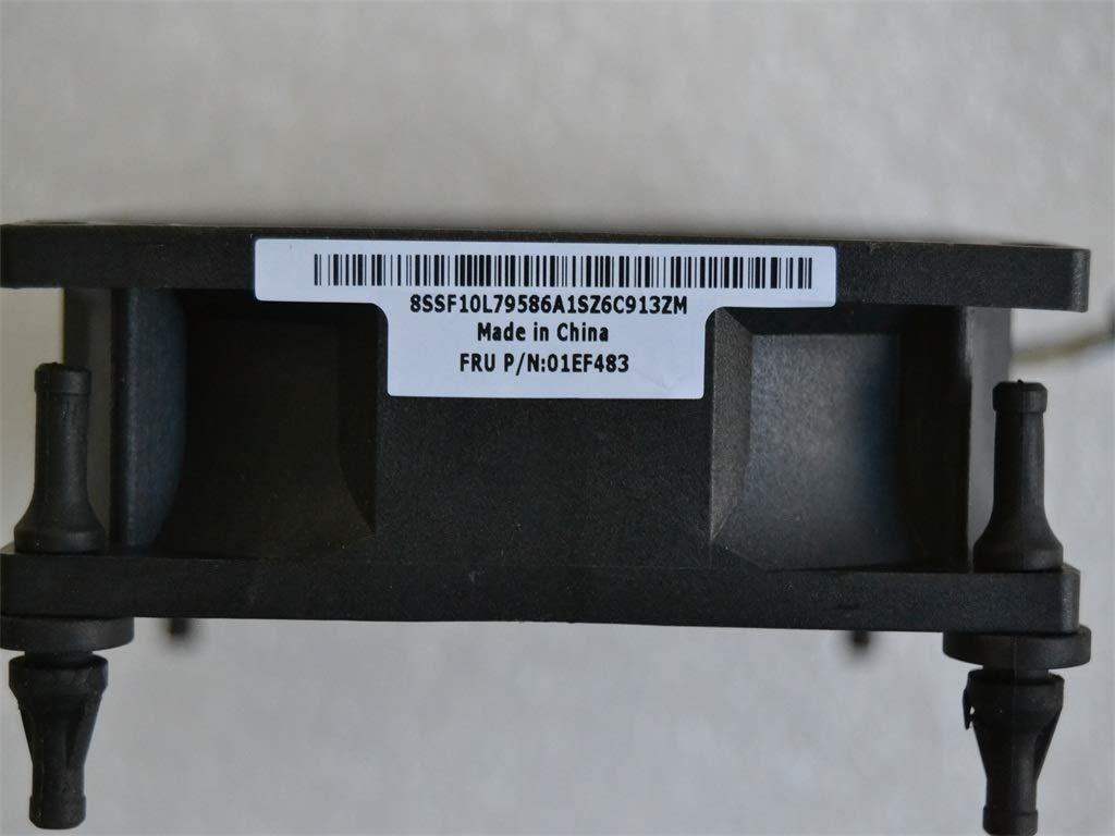 Comp XP New Genuine Fan for Lenovo Thinkcenter IdeaCentre Rear Fan 01EF483