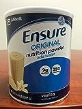 Ensure Balanced Nutrition Powder, Vanilla, 14 oz (Pack of 3)