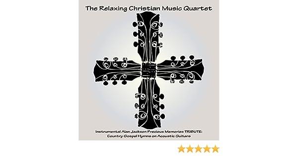 Instrumental Alan Jackson Precious Memories Tribute Country