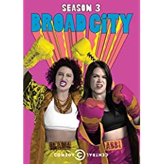 BROAD CITY: Season Three arrives on DVD January 10th from Comedy Central