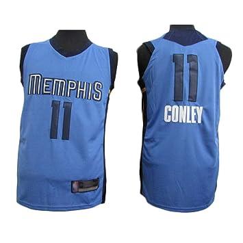 Z-ZFY Hombres Y Jersey NBA Baloncesto Femenino - Memphis Grizzlies ...