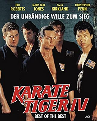 Karate Tiger IV - Best of the Best Alemania Blu-ray: Amazon ...