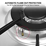 thermomate Gas Cooktop, Recessed Gas Rangetop