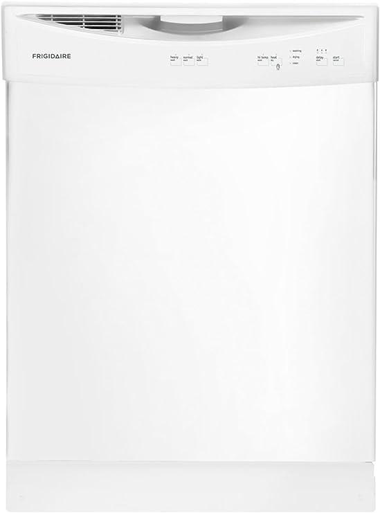 "Frigidaire FFBD2406NW 24"" White Dishwasher"