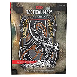 dungeons dragons tactical maps reincarnated dd accessory