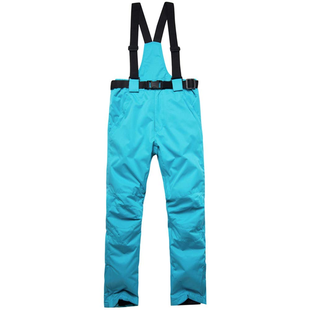 Men's/Women's Ski/Snow Pants Windproof, Waterproof, Warm Skiing/Camping/Hiking/Snowboarding Nylon Snow Bib Pants Ski Wear Gski