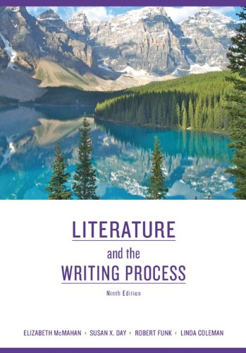 Literature and the Writing Process (9th Edition)