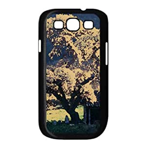 Spring in Japan Watercolor style Cover Samsung Galaxy S3 I9300 Case (Spring Watercolor style Cover Samsung Galaxy S3 I9300 Case)
