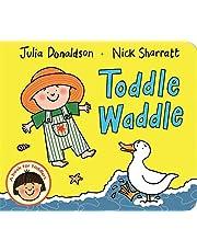 Donaldson, J: Toddle Waddle