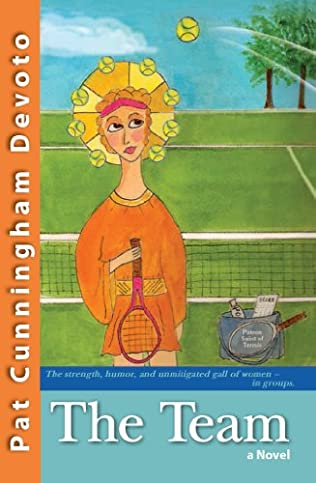 book cover of The Team
