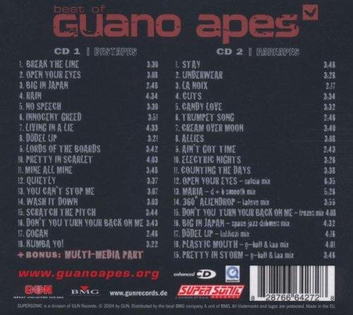 Guano Apes Best скачать торрент - фото 4