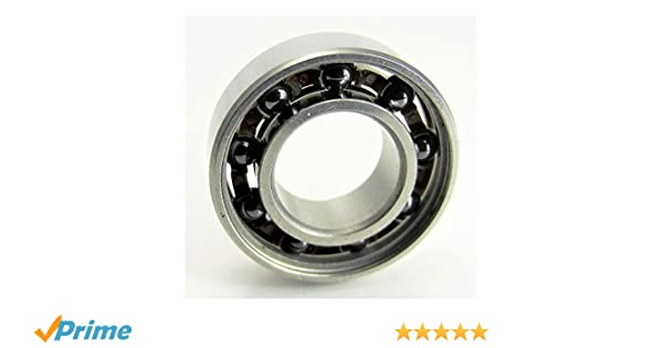 2 PCS 688 8x16x5 mm Full Ceramic Zirconia Oxide Ball Bearing ZrO2 8*16*5