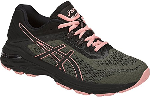ASICS GT-2000 6 Trail Four Leaf Clover/Black/Black Women's Running Shoes, Size 6