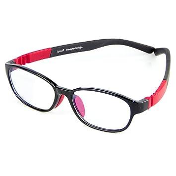 d6f8a0124a Cyxus Kids Blue Light Blocking Glasses ( Superior TR90 ) Shield Computer  Eyewear-0.0 Magnification