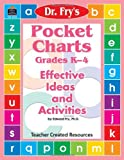 Pocket Charts, Fry and Teacher Created Resources Staff, 0743935225