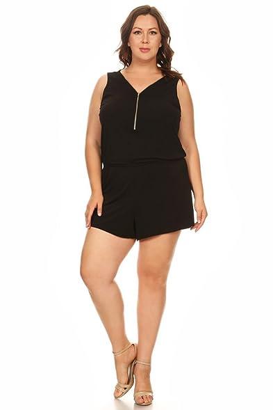 Assorted Colors Women S Solid Maxi Romper Suit At Amazon Women S