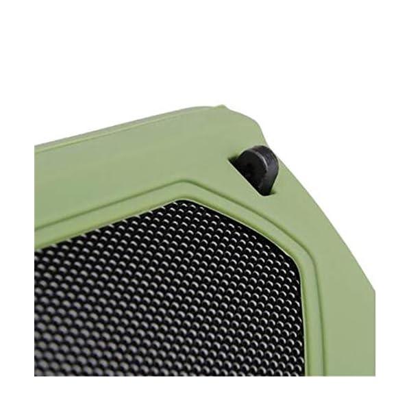 Haut-Parleur Portable Bluetooth étanche Voyage en Plein airHaut-Parleur Bluetooth Rouge 172mmx68mm 5
