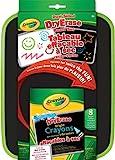 Crayola Dry Erase Board Set, Dual Sided