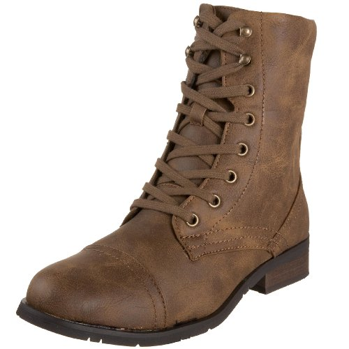 Wanted Shoes Women's Prague Boot - stylishcombatboots.com