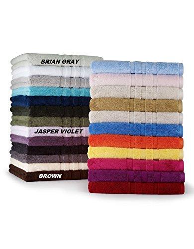 Ralph Lauren Palmer Towel Collection - JASPER VIOLET - Bath Towel