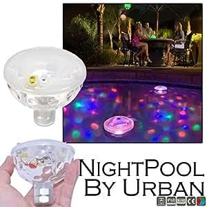 LED Unterwasserlichtshow MemoryStar Poollicht 60055
