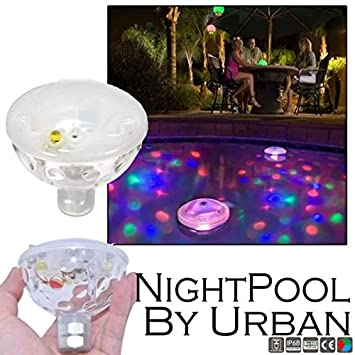 Lampe Lumière Piles Avec Memorystar Subaquatique 7 Spectacles Piscine Arrêt Led Différents Marque Automatique De – 4 70055 fgIvmY6yb7