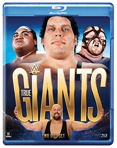 WWE: True Giants (Blu ray) [Blu-ray]