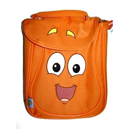 5990fbda2863 Image Unavailable. Image not available for. Color  Dora the Explorer Diego  Lunch Bag ...