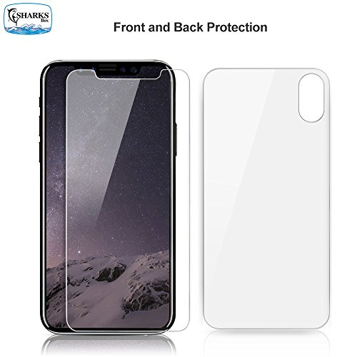 the best attitude 7b107 02f97 Best iPhone X Front and Back Screen Protectors and Tempered Glasses
