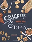 Crackers and Dips, Ivy Manning, 1452109508