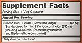 Curcumin - 120 Vegetarian Capsules by NOW