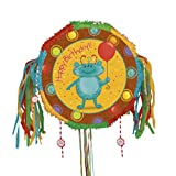 Party Monsters Pinata, Pull String