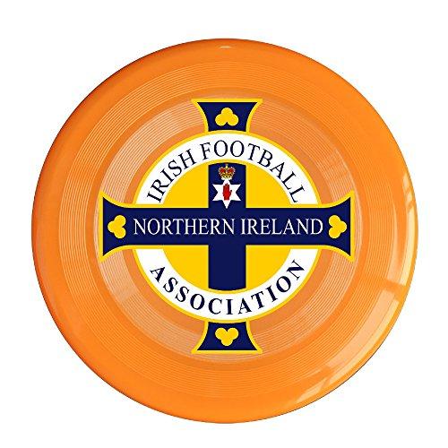 Greenday Northern Ireland 2016 High Quality Plastic Sport Disc Orange