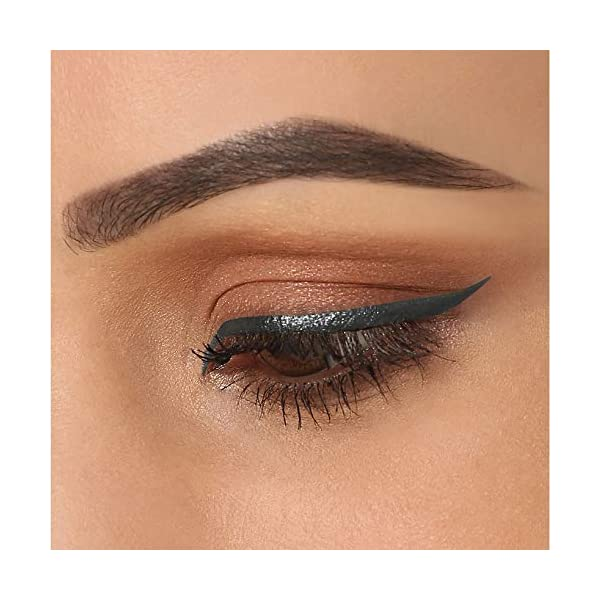 Lakmé Absolute Shine Liquid Eye Liner, Intense Color, Long Lasting, Glossy Texture, Black, 4.5 ml 2021 July Get rich intense color in one stroke that stays true for hours. create smouldering eyes with bold shades that redefine the look of this liquid eyeliner. Long-lasting polymer. Water-based formula.