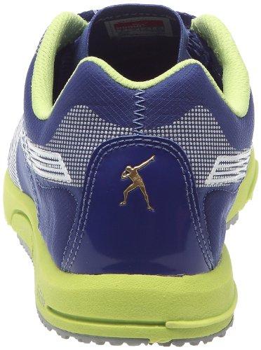 Pied Bleu Chaussures Homme À Course Puma Blanc Citron 200 Bolt Faas wRqnq7OU