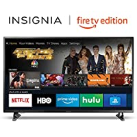 Insignia NS-50DF710NA19 50-inch 4K Ultra HD Smart LED TV with HDR - Fire TV Edition