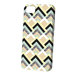 Case Fun Apple iPhone 5 / 5S Case - Vogue Version - 3D Full Wrap - Mountains by Finch Five