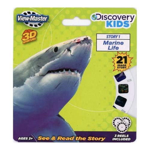 View Master Discovery Kids Marine Life from View Master