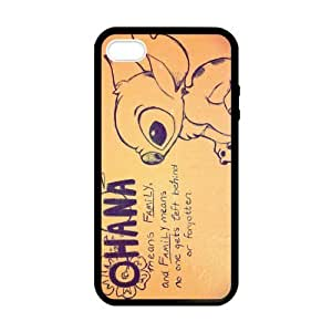 Lilo And Stitch Ohana Means Family Case for iPhone 5 5s case