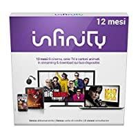 Castrol - Infinity Cofanetto Regalo, 12 Mesi, Film Serie TV Cartoni Animati, Multicolore, V2INYACTV00010