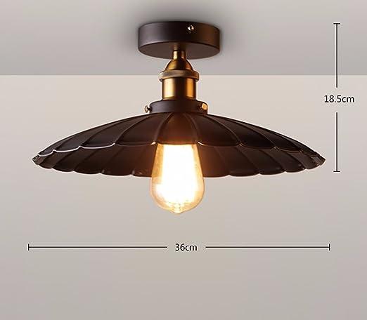 American dormitorio restaurante pasillo pasillo industrial sola cabeza pequeña falda negro techo luz paraguas grande negro