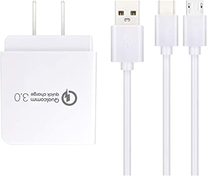 5V 2A QUICK AC Adapter Wall Charger WHITE 4 Sony Xperia Z1 Z Ultra C ZR SP ZL V