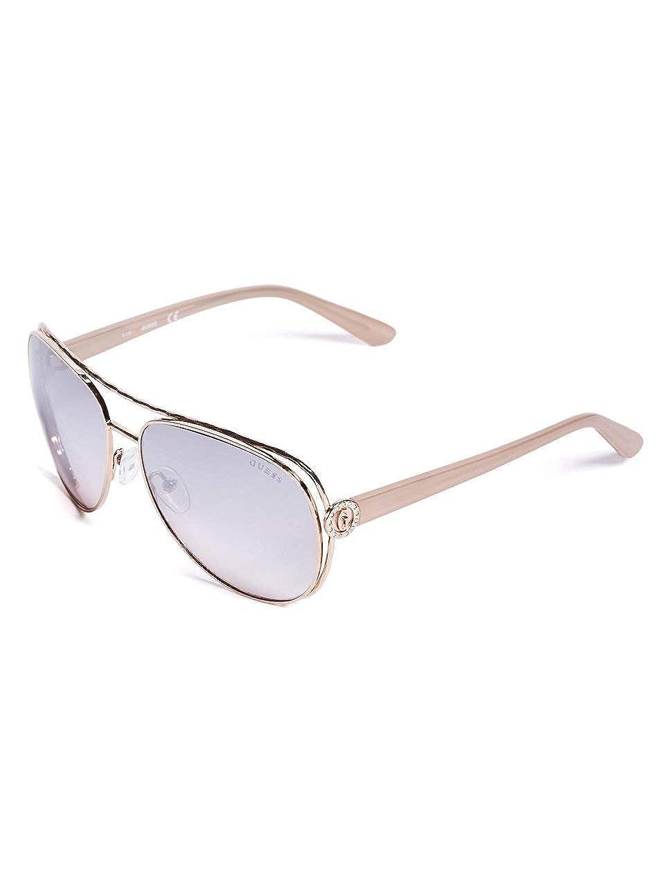 Amazon.com: Guess Factory - Gafas de sol con logotipo de ...