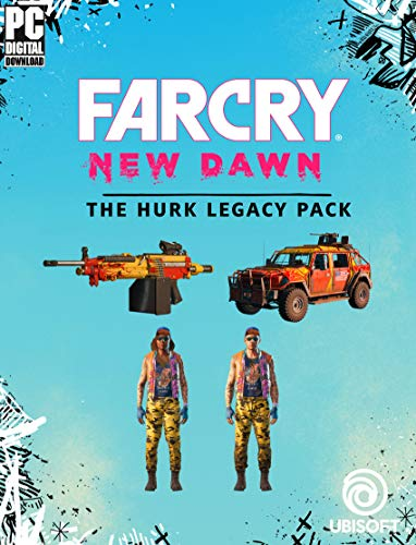 Far Cry New Dawn - Hurk Legacy Pack [Online Game Code]