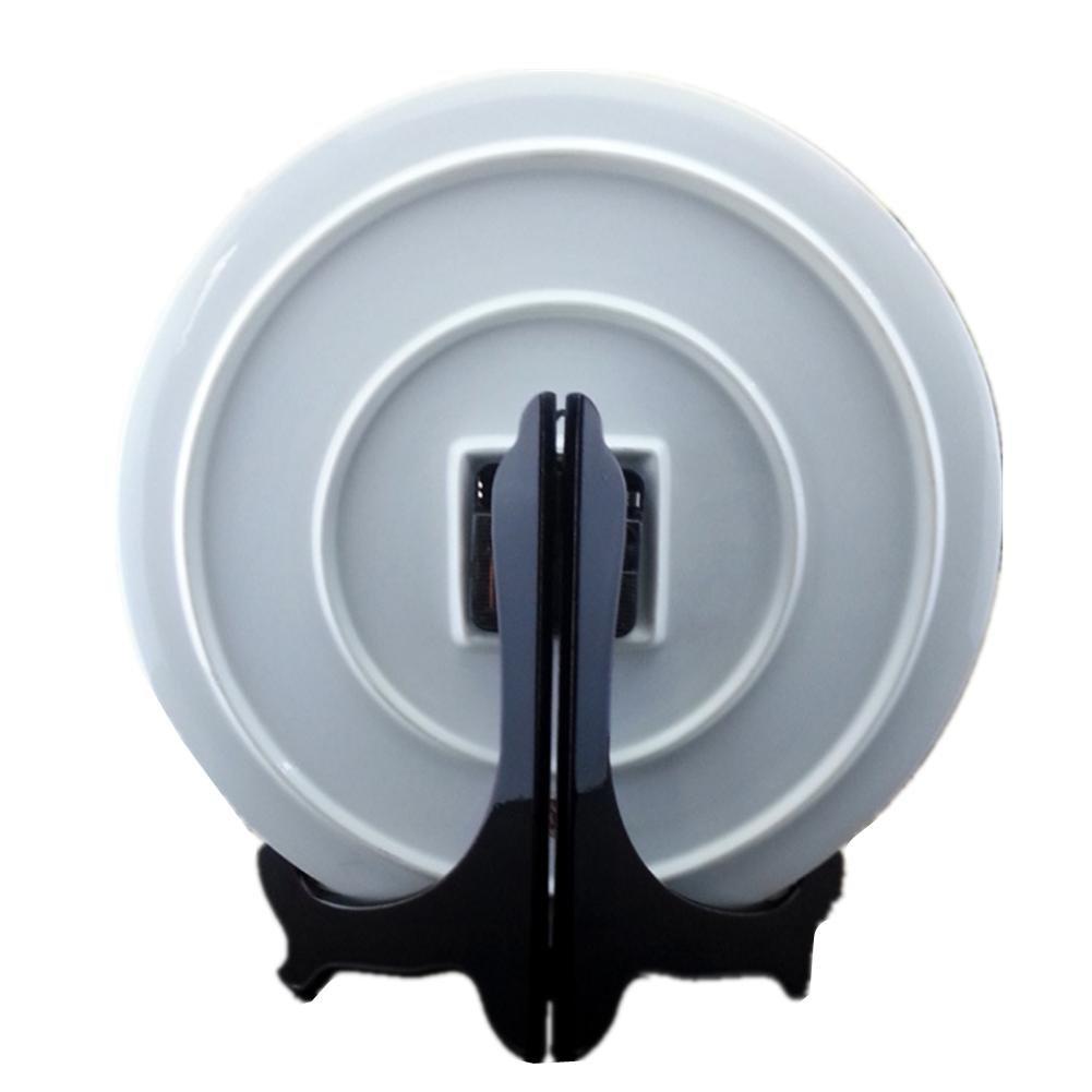 orologio creativo da 12 pollici in ceramica muto orologio orologio orologio orologio orologio orologio doppio uso , 4 | Cheapest  | Di Nuovi Prodotti 2019  | Alta qualità ed economico  | Qualità Superiore  | Moda  | Materiali Accuratamente Selezionati  | Fine Anno Ve 9e135e